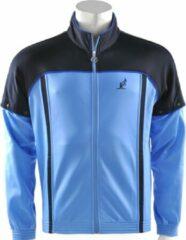 Blauwe australian jacket heren maat