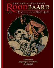 Ons Magazijn Roodbaard, de schrik van de zeven zeeën 6 - Khaïr de Moor ; De gevangene van de Moren ; De helleschuit ; De cobra