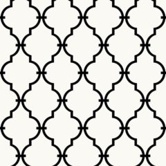Roommates Behang Peel And Stick Modern Trellis 503 Cm Vinyl Beige