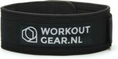 Workout Gear ® Workout Gear - Gewichthefriem - Zwart - Maat S