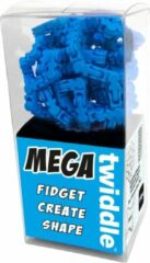 Blauwe Mega Twiddle Toys Blue - Fidget - Speelgoed