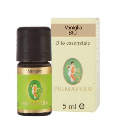 Immagine di FLORA Srl Flora Vaniglia Primavera Olio Essenziale Bio 1ml