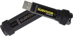 Corsair Microsystems Corsair Flash Survivor Stealth - USB-Flash-Laufwerk - 64 GB CMFSS3B-64GB