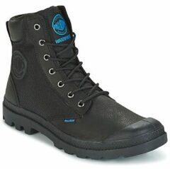 Zwarte Boots en enkellaarsjes Pampa Sport Cuff WPN by Palladium