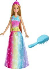 Mattel Barbie Dreamtopia Twinkelend Haar Prinses - Barbiepop
