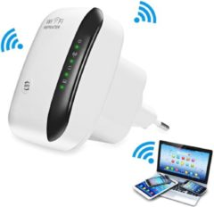 Witte Merkloos / Sans marque Wifi Repeater - Wifi Versterker Stopcontact - Wifi Repeater - Draadloos - Overal internet