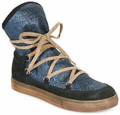 Blauwe Laarzen Achile ANGELA