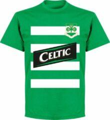 Retake Celtic Team T-Shirt - Groen - L