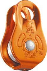 Petzl - Fixe - Haspel voor touw oranje