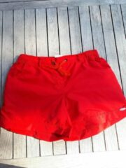 Sunflair Dames Short Rood