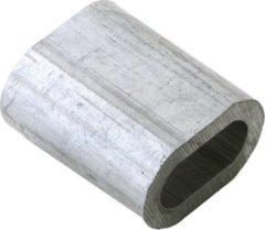 Dulimex Persklem standaard 430-30AL EN 13411-3 aluminium 30mm 9.45043003 (prijs per 100 Stuks)