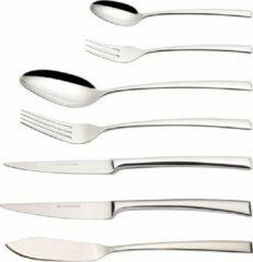 """Zilveren ECHTWERK Tafelbestek """"AVELINO"""" 42 delig RVS 18/10 incl. kassette"""