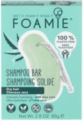 Foamie Shampoo Bar Aloe You Vera Much (Droog Haar)