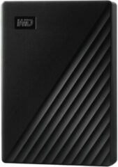 Western Digital WD My Passport 5TB Black