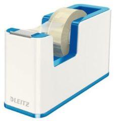 Leitz 53641036 Polystyreen Blauw, Metallic tape afroller