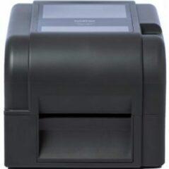 Zwarte Brother TD-4420TN labelprinter Direct thermisch/Thermische overdracht 203 x 203 DPI Bedraad