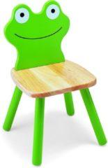 Groene Pintoy Stoel Kikker