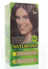 Naturtint Permanente Haarkleuring 5N Licht Kastanjebruin