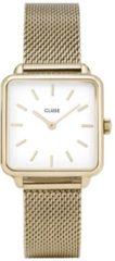 Cluse CW0101207002 horloge La Tetragone goudkleurig 29 mm