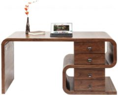 Kare Design - Soft Snake Bureau - 150x70x76 - Walnoot