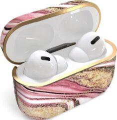Roze IDeal of Sweden - Apple Airpods Pro case 193 - Cosmic Pink Swirl