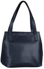 Tom Tailor Crossbodytas - Schoudertas Dames Shopper Donkerblauw