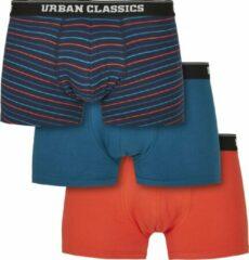 Urban classics Boxer 3-Pack Shorts ministrip
