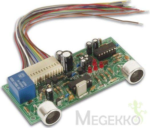 Afbeelding van Ultrasoon afstandsalarm Module Velleman VM125 12 V/DC
