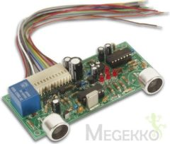 Ultrasoon afstandsalarm Module Velleman VM125 12 V/DC