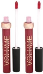 MIMIQUE Super Definition Volume Lip Gloss No.06 2x