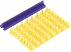 Blauwe Miro Ecommerce Koekjesstempel set – Stempel – koekvorm – koek stempel - DIY – Tekst op koekjes – Letters en cijfers