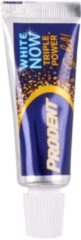 100x Mini Prodent – Tandpasta White Now Triple Power - Voordeel Verpakking