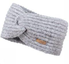 Licht-grijze Barts Desire Headband - Hoofdband - One Size - Heather Grey
