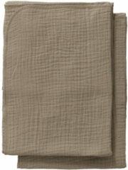 Cottonbaby Multidoek Cottonsoft S 60x70 per 2 stuks taupe