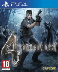 Creative Capcom Resident Evil 4 HD Remake Basis PlayStation 4 video-game