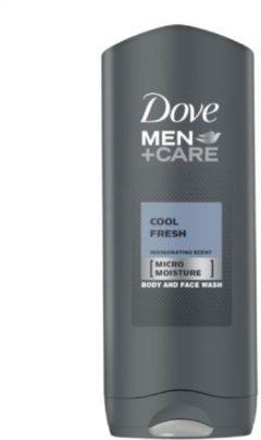 Dove Men+Care Cool Fresh - 6 x 400 ml - Douchegel - Voordeelverpakking