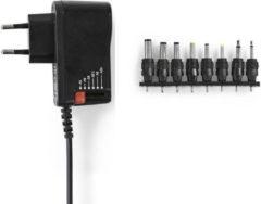 HQ König P.SUP.SMP1-BL oplader voor mobiele apparatuur Binnen Zwart