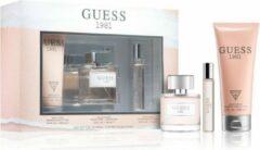 Guess 1981 set Eau de Toilette spray 100ml + Eau de Toilette 15ml + body lotion 200ml