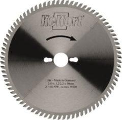 Kelfort Cirkelzaagblad hardmetaal 24 tanden WS-LWZ diameter 250 x 3.2 x 30mm (Prijs per stuk)