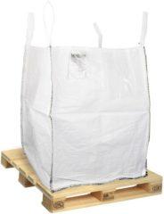 Witte Top Protect BIG BAG bouwafvalzak - 91x91x115cm - max. draagvermogen 1500kg