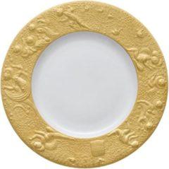 Goudkleurige ROSENTHAL STUDIO LINE Rosenthal 11260-206503-10219 bord Porselein