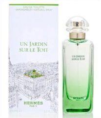 Hermes Un Jardin Sur Le Toit Spray - 100 ml - Eau De Toilette