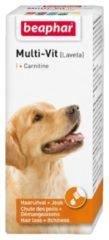 Beaphar Laveta Hond Carnithine - Voedingssupplement - Huid - Vacht - 50 ml - Hondenvoer