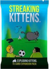 Asmodee Streaking Kittens - Engelstalige Uitbreiding