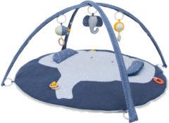 Blauwe Trixie Activiteiten Speelmat Mrs. Elephant
