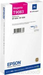 Epson T9083 - XL grootte - magenta - origineel - inktcartridge (C13T908340)