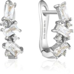 Ania Haie Oorbellen AH E018-03H 925 Sterling Zilver Glow Getter Zilverkleurig