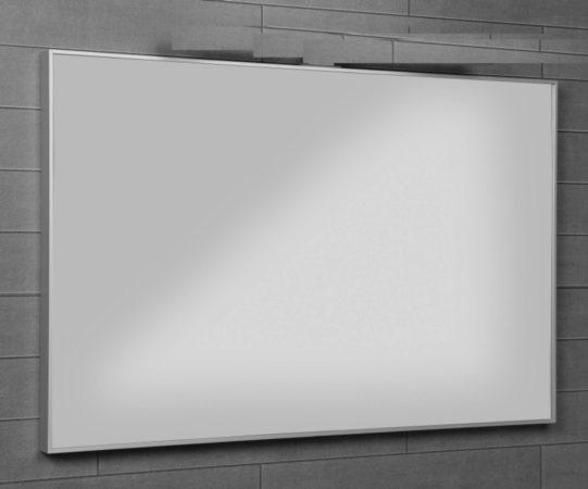 Afbeelding van Looox B line spiegel 120x65cm met anticondens sp1200650