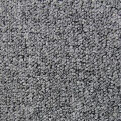MonsterShop 20 x Tapijttegels - Tapijt tegel set - 50x50cm 5m2 - Platinum Grijs - vloertegels - vloerbedekking
