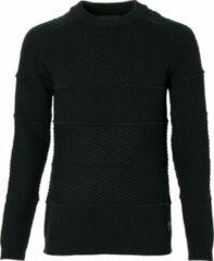 Scotch & Soda Pullover - Slim Fit - Zwart - XL